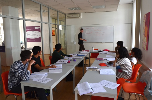 Sprachschule Frankfurt Evolanguage
