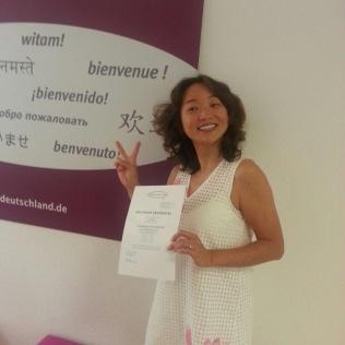 A_Frankfurt Deutsch-Zertifikat Deutschprüfung 1