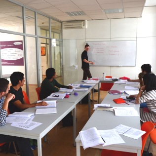A_Sprachschule Frankfurt Evolanguage