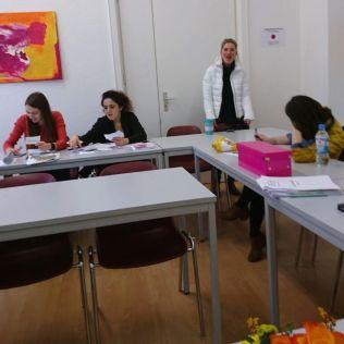Sprachschule Mainz Evolanguage Weltfrauentag 2018 2