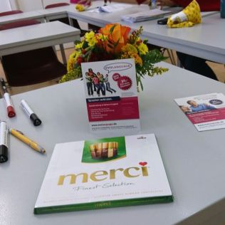 Sprachschule Mainz Evolanguage Weltfrauentag 2018 5